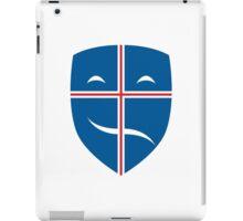 Drama Mask iPad Case/Skin