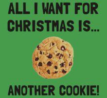 Christmas Cookie Baby Tee