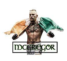 Conor Mcgregor Photographic Print