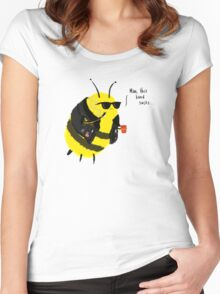 Festival Bees Women's Fitted Scoop T-Shirt