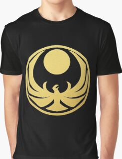 Nightingale (Gold) Graphic T-Shirt