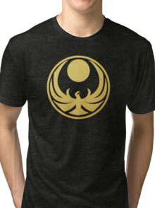 Nightingale (Gold) Tri-blend T-Shirt