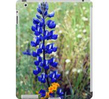 Spike Lupine iPad Case/Skin