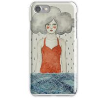 Aglaura iPhone Case/Skin