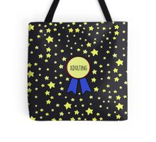 1st Place Adulting Tote Bag