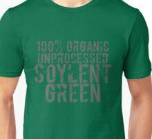 Soylent Green 100% Organic Unprocessed (green) - Geek tshirt Unisex T-Shirt