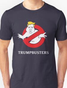 Trump Busters - Donald Trump Ghostbusters Unisex T-Shirt