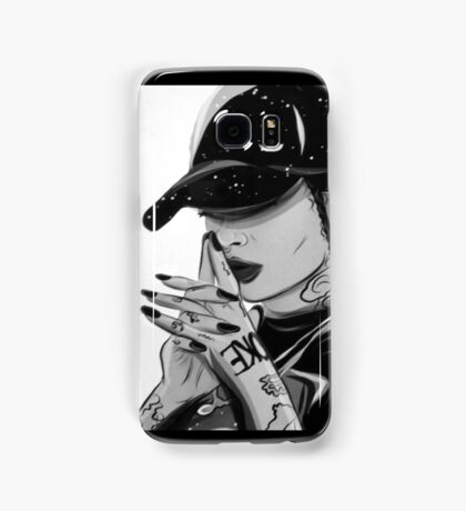 Lil lay low (Kehlani Collection) Samsung Galaxy Case/Skin