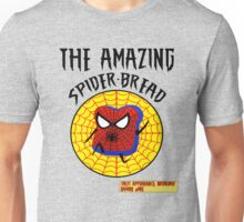THE AMAZING SPIDER-BREAD by Notorious Gaming (I Am Bread) Unisex T-Shirt