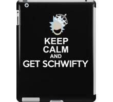 GET SCHWIFTY!!!!!! iPad Case/Skin