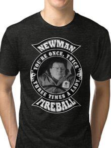 Newman Fireball Tri-blend T-Shirt