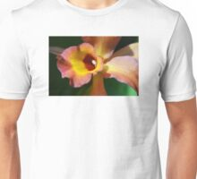 Floral Art - Intimate Orchid 3 - Sharon Cummings Unisex T-Shirt