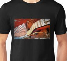 Opera House Interior Unisex T-Shirt