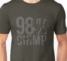 98% CHIMP - Geek  Unisex T-Shirt
