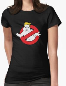 TrumpBusters Womens Fitted T-Shirt