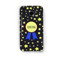 1st Place Adulting Samsung Galaxy Case/Skin