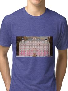 The Grand Budapest Hotel - Wes Anderson Film Tri-blend T-Shirt