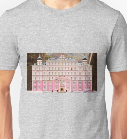The Grand Budapest Hotel - Wes Anderson Film Unisex T-Shirt