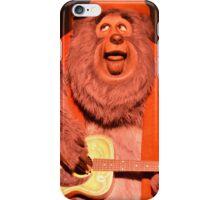 Big Bear Big Al Blood On The Saddle Country Bears Bear iPhone Case/Skin