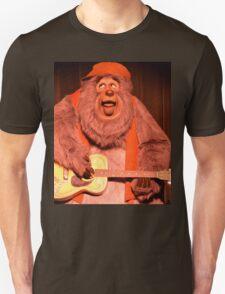 Big Bear Big Al Blood On The Saddle Country Bears Bear Unisex T-Shirt