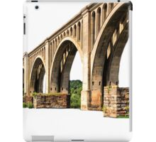 Richmond Railroad Bridge (Color) iPad Case/Skin