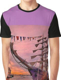 A.R.C. Gloria , Columbia  Graphic T-Shirt