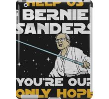 star wars bernie iPad Case/Skin