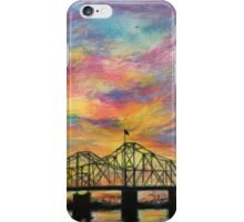 A Mississippi Bridge iPhone Case/Skin