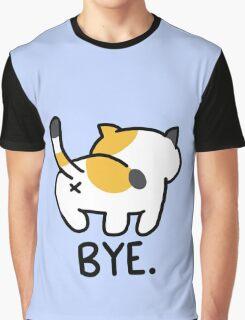 Neko Atsume Sass Graphic T-Shirt