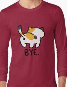 Neko Atsume Sass Long Sleeve T-Shirt