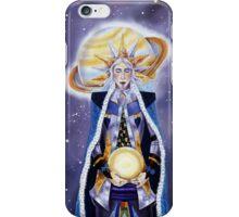 Warrior Class Woman -Saturn  iPhone Case/Skin
