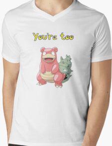 You're too Slowbro Mens V-Neck T-Shirt