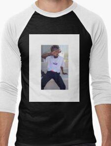 IAN CONNOR X BOX LOGO Men's Baseball ¾ T-Shirt