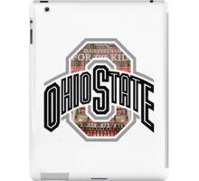 Buckeython OSU Logo iPad Case/Skin