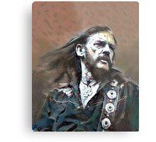 Lemmy Metal Print