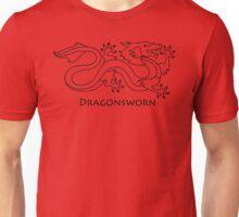 Dragonsworn (Black) Unisex T-Shirt