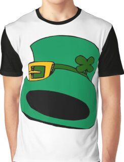 patricks day hat Graphic T-Shirt