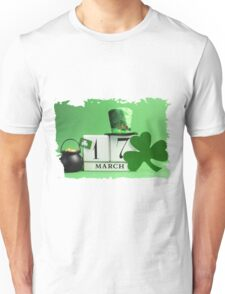 patricks day March 17 Unisex T-Shirt