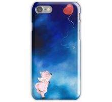 When Pigs Can Fly iPhone Case/Skin