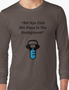 Mad Science Long Sleeve T-Shirt