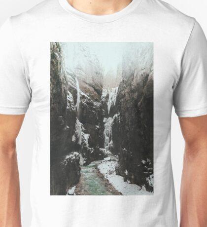 Ice palace - landscape photography Unisex T-Shirt