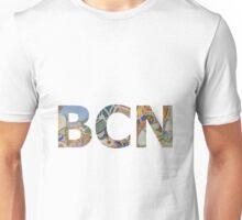 Barcelona BCN Gaudi Unisex T-Shirt