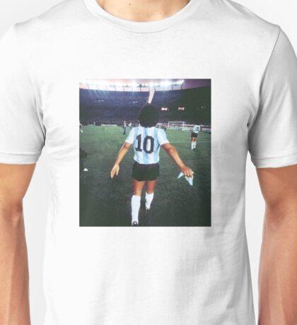 D10S MARADONA Unisex T-Shirt