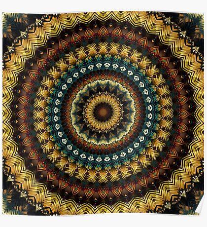 Mandala 15 Poster