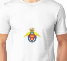 Flyverhjemmeværnet (Air Force Home Guard) Logo Unisex T-Shirt