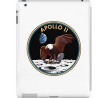 Apollo 11 emblem iPad Case/Skin