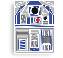 R2Deco Canvas Print
