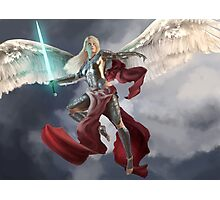 Archangel Photographic Print