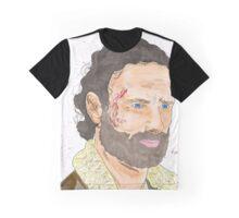 Rick Grimes, The Walking Dead Graphic T-Shirt