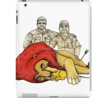 A Modern fairy tail, The Lion king iPad Case/Skin